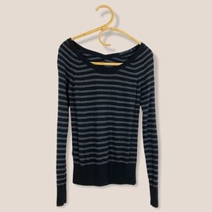 Icebreaker   Striped Wool Sweater